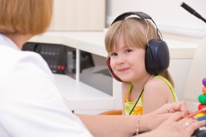 Child Hearing Test